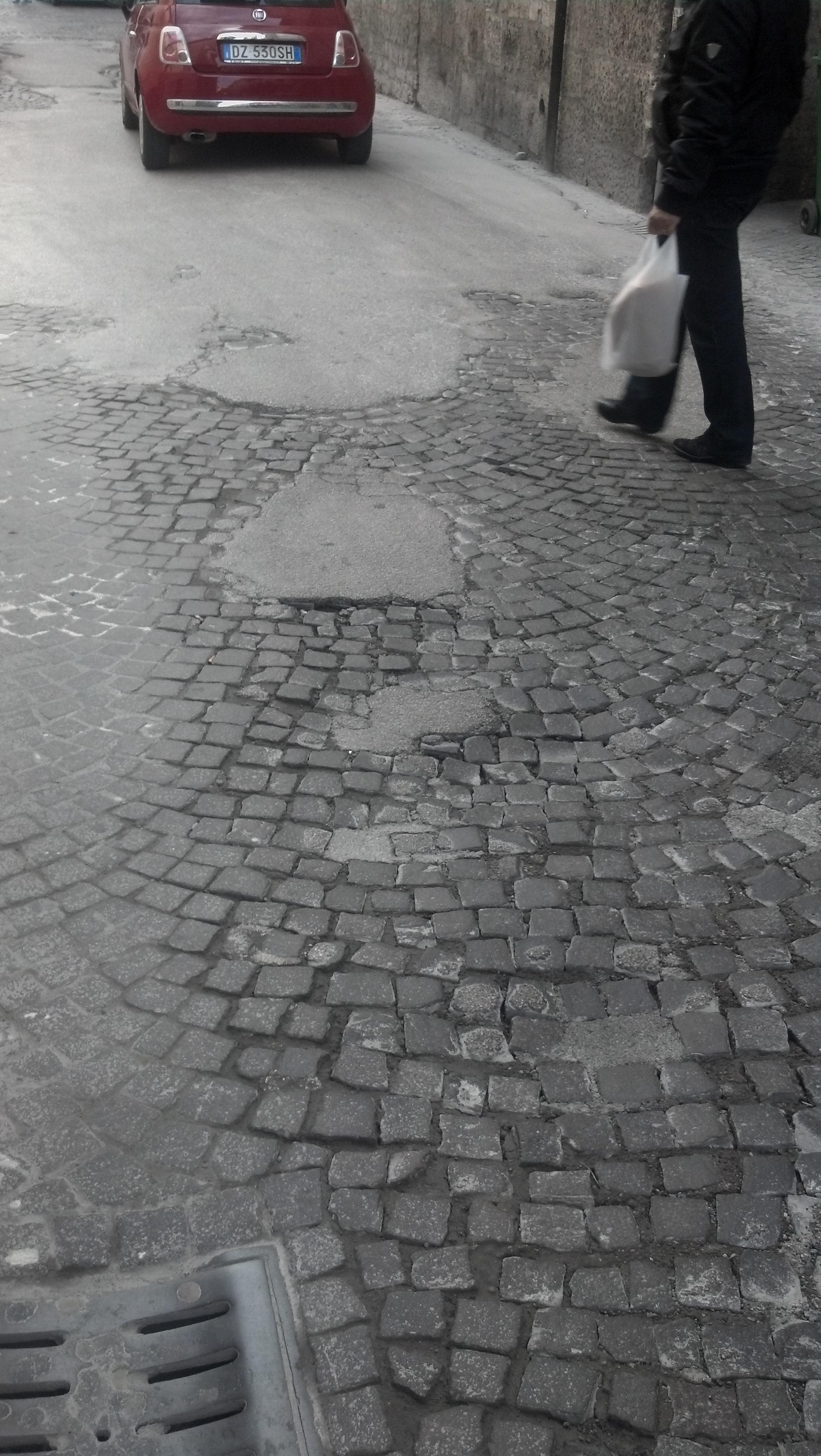 Le mille buche di Corso Mazzini  17