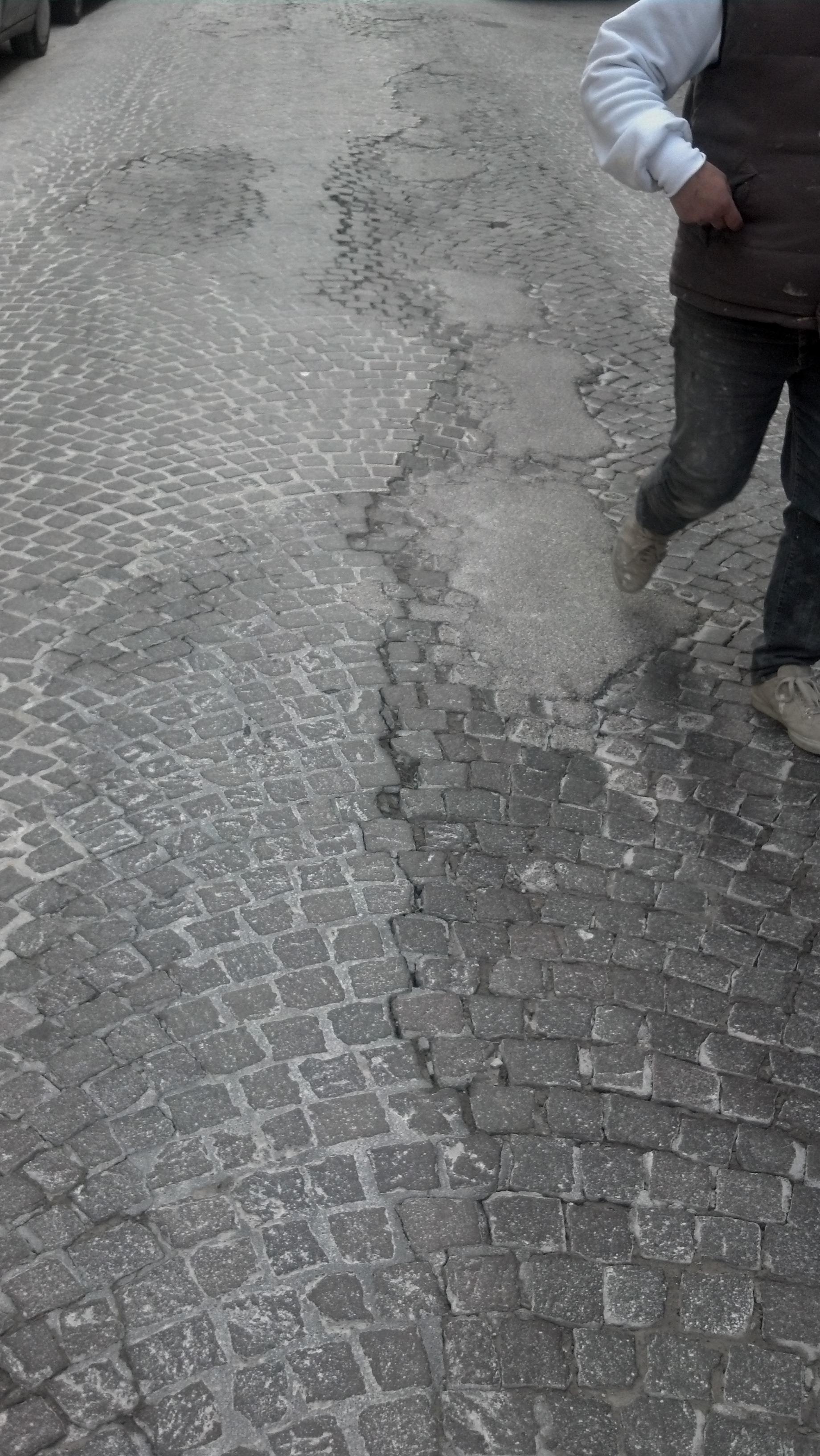 Le mille buche di Corso Mazzini 7