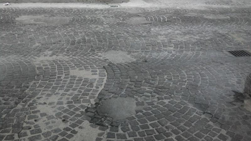 Le mille buche di Corso Mazzini 9