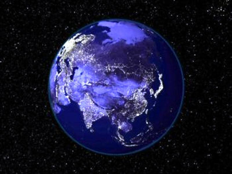 Terra earth hour