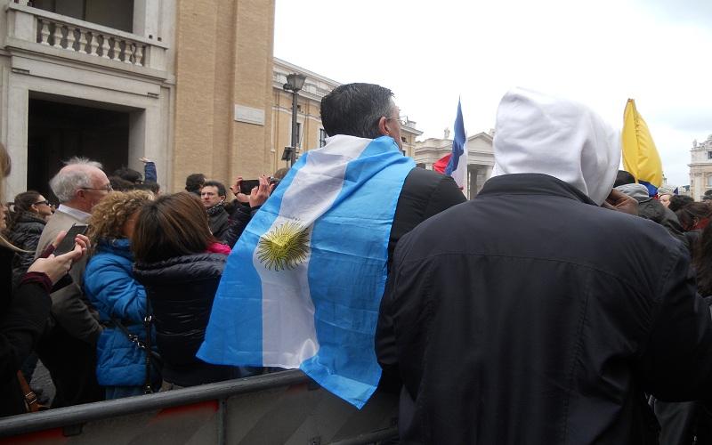 Un fedele argentino