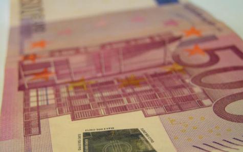 Una banconota da 500 euro