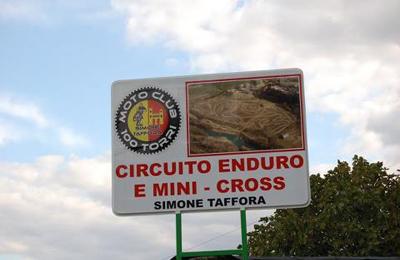 Il campo cross Enduro