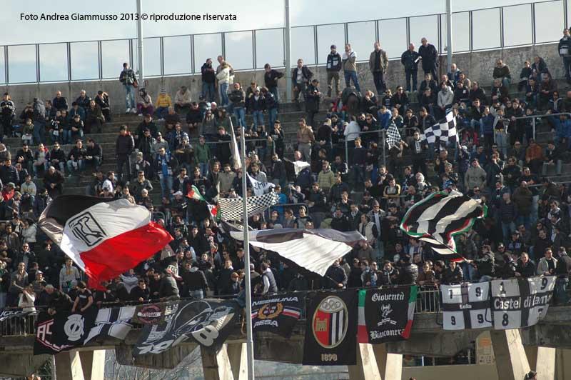 Ascoli-Empoli 1-2 (giammusso) curva