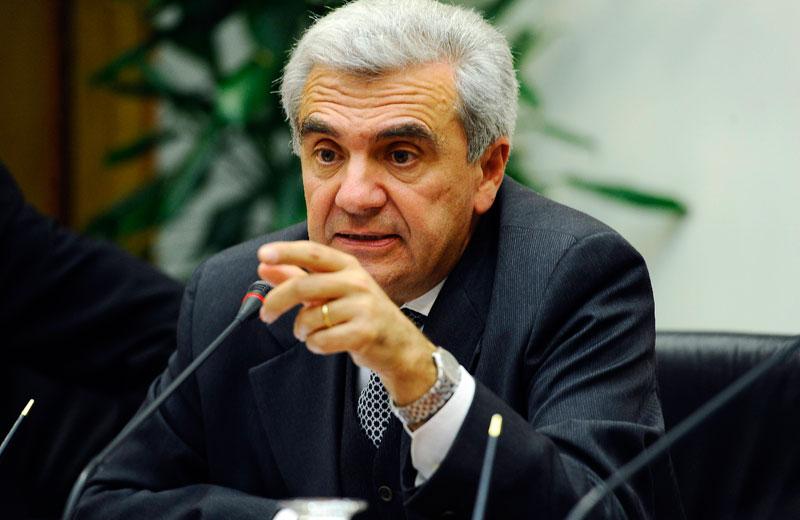 Il ministro Balduzzi