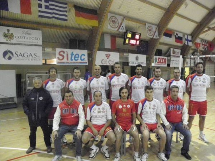 Ciù Ciù Offida Volley - serie C maschile 2012-13