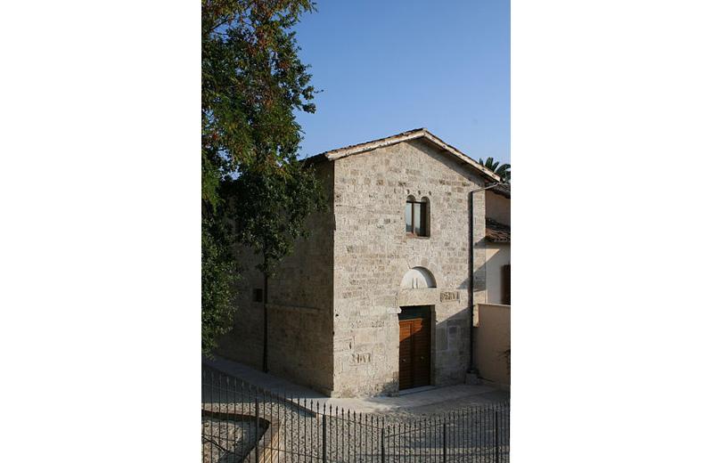 L'ex chiesa di Sant'Ilario