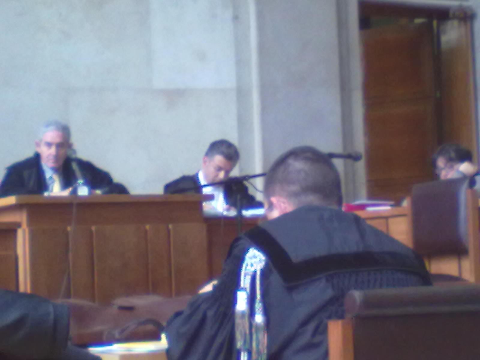 Collegio giudicante,Emilio Pocci e Marco Bartoli