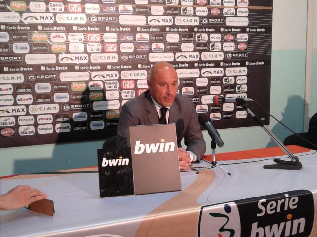 Fulvio Pea, 46 anni, tecnico del Padova