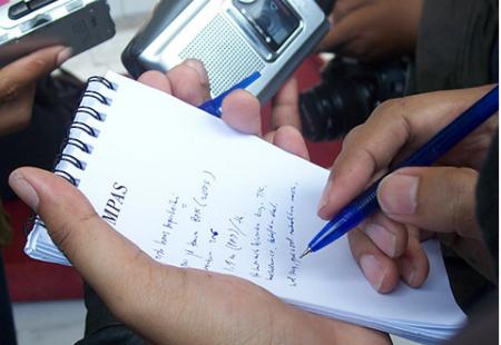 Giornalismo in provincia, un'avventura