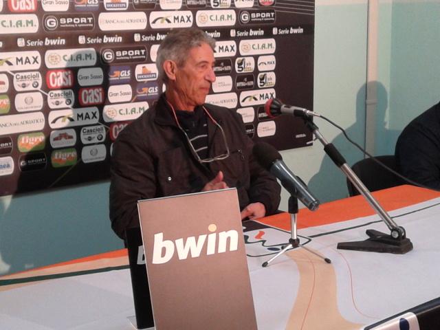 L'ex attaccante, 74 gol col Picchio