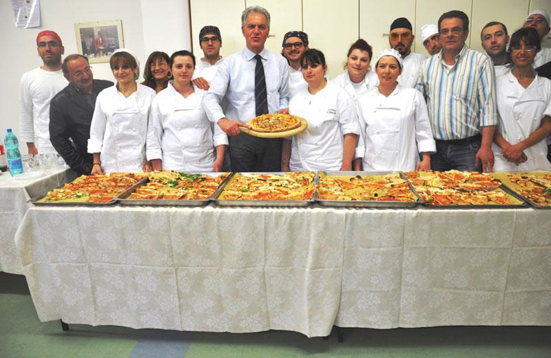 Concluso il corso per pizzaiolo organizzato dalla Provincia