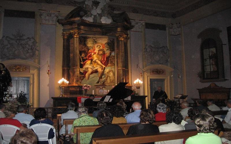 Concerto a San Cristoforo