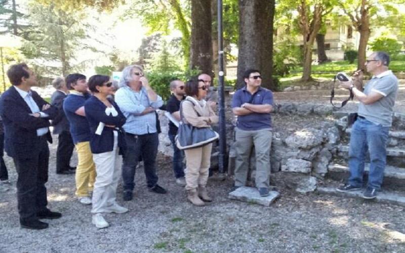 Giardini pubblici di c.so Vittorio Emanuele
