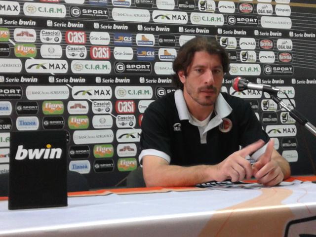 Maurizio Peccarisi, probabile titolare a Cittadella