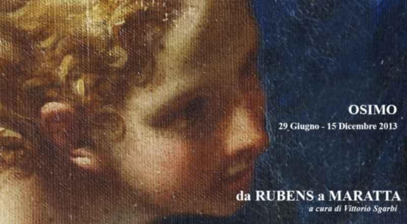 Da Rubens a Maratta, mostra di Osimo