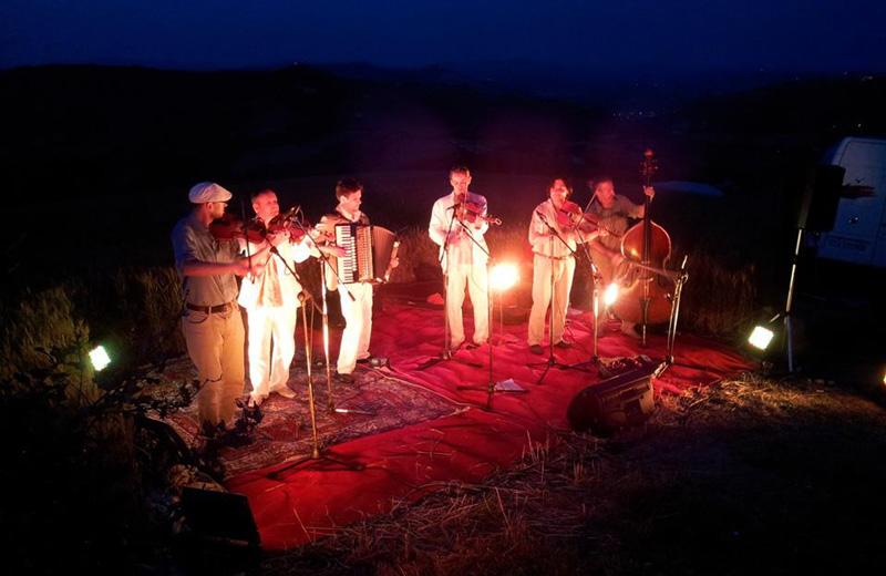 Il solstizio tzigano al festival dell'Appennino