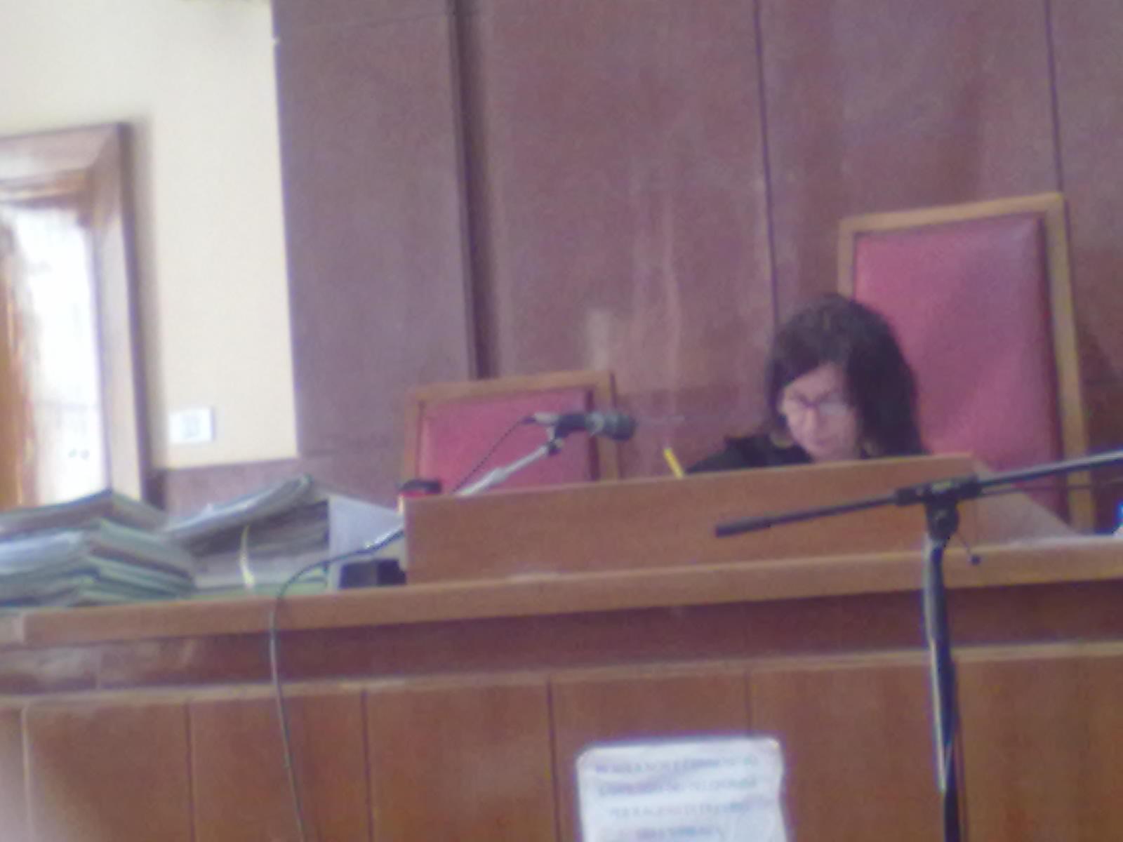 Giudice Paola Mariani