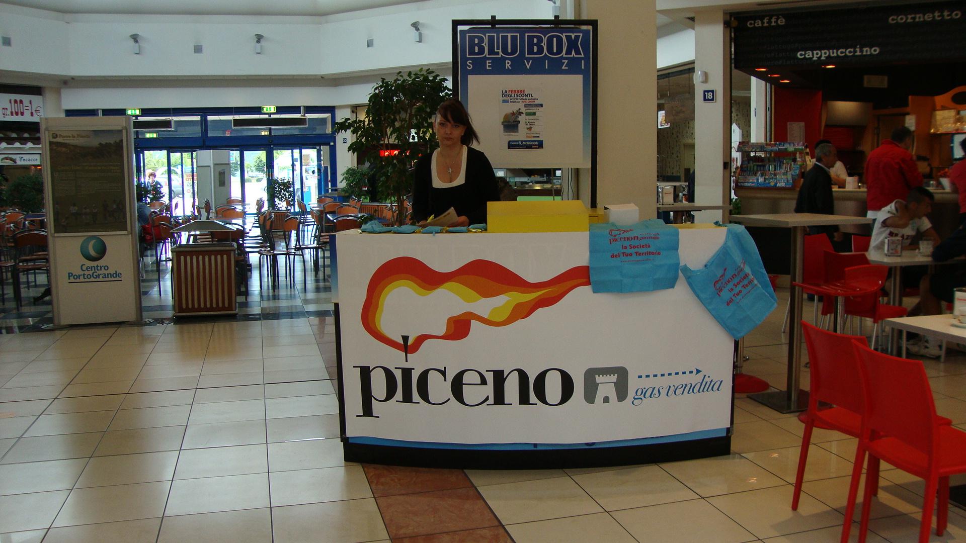 Piceno Gas Vendita al Porto Grande