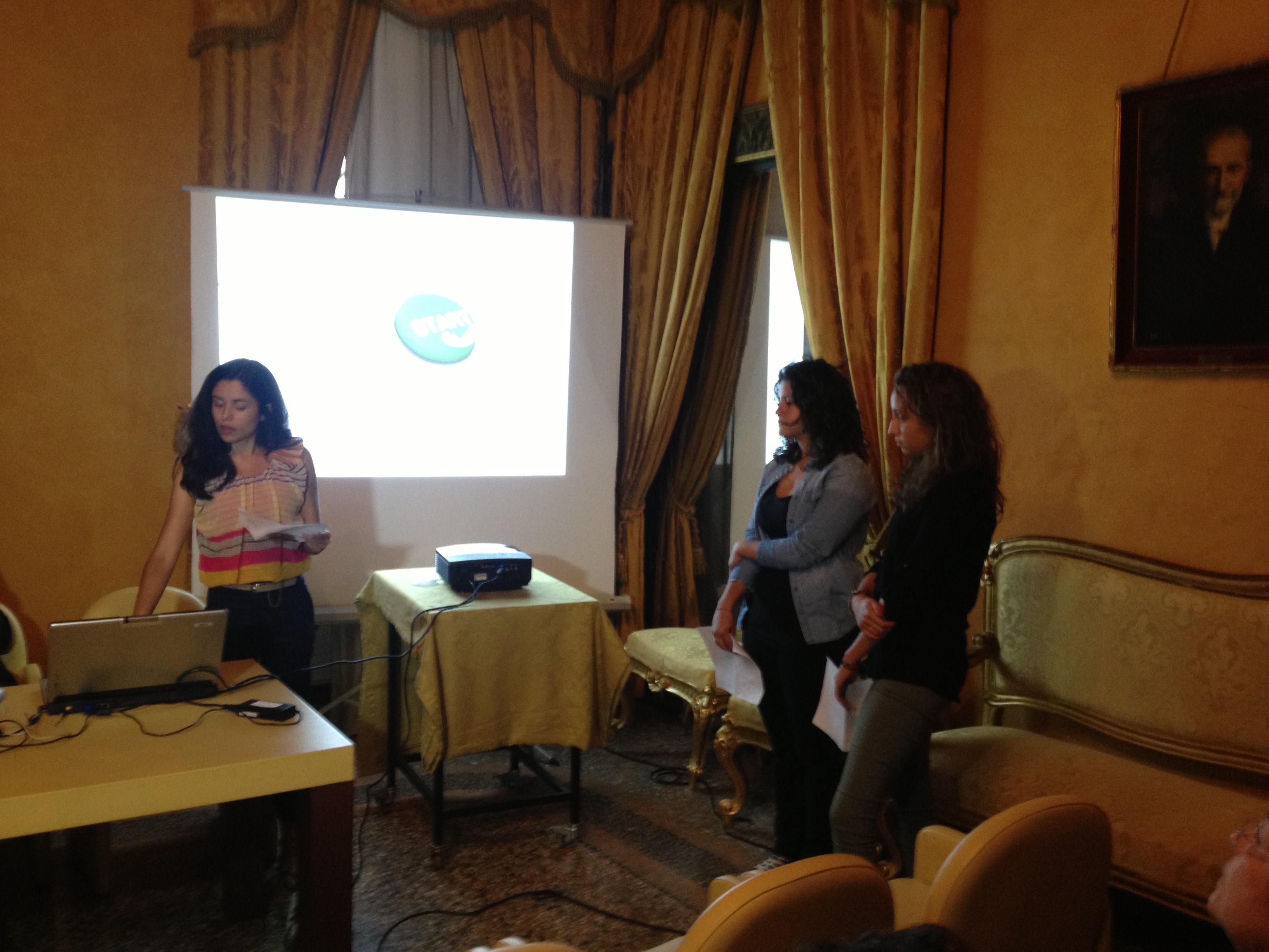 presentazione progetto scuola fazzini mercantini