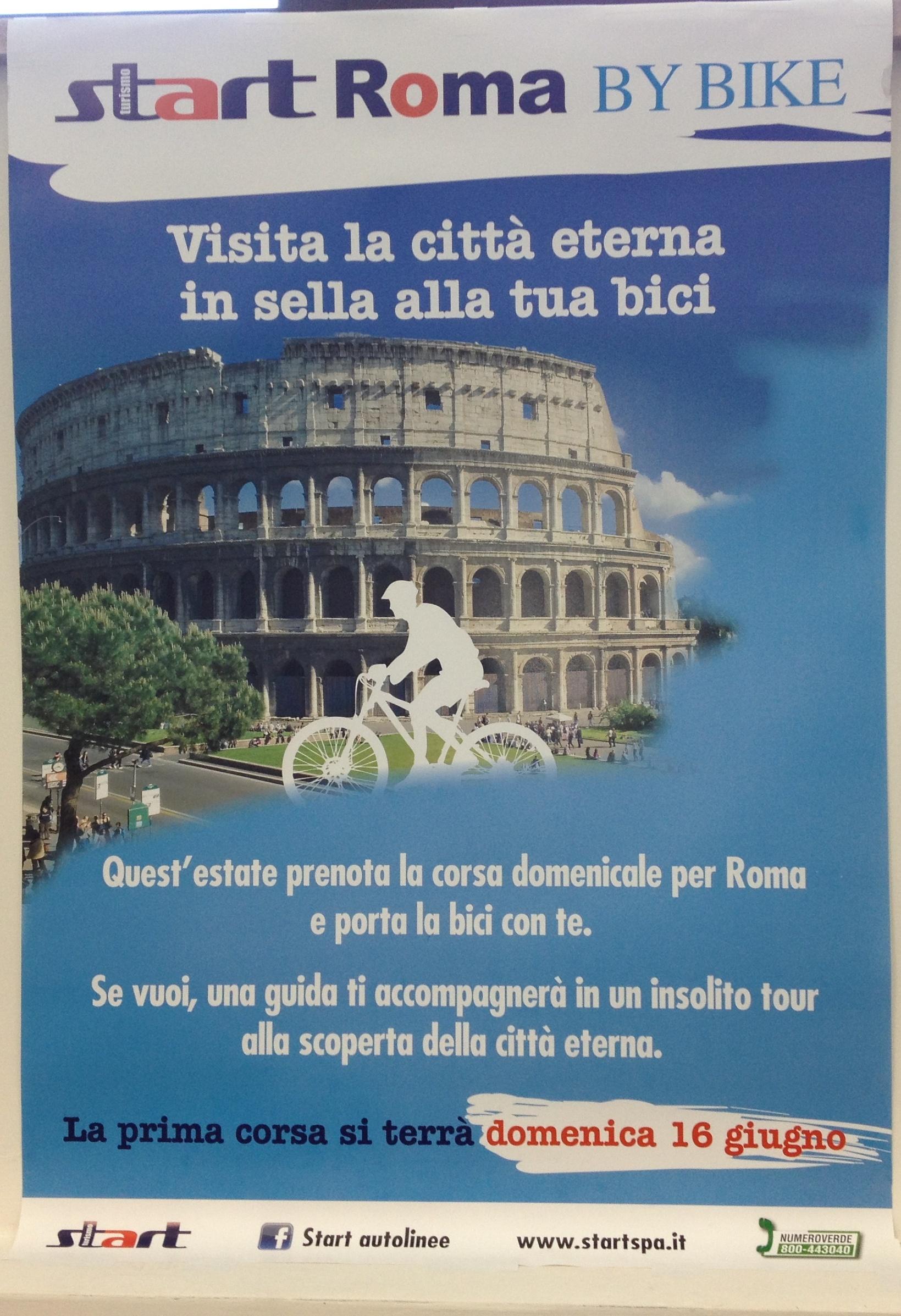 roma by bike