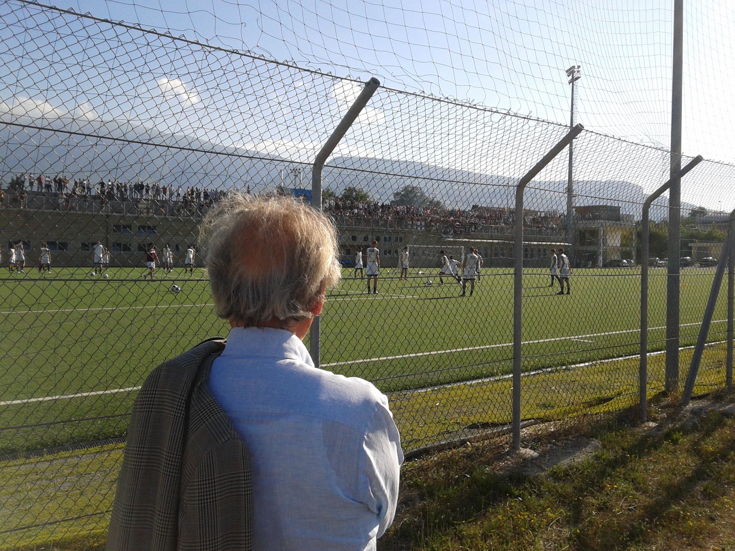 Benigni presente al 'Città di Ascoli'