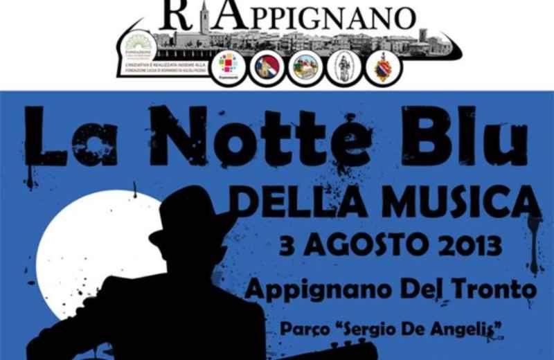 La Notte Blu 2013