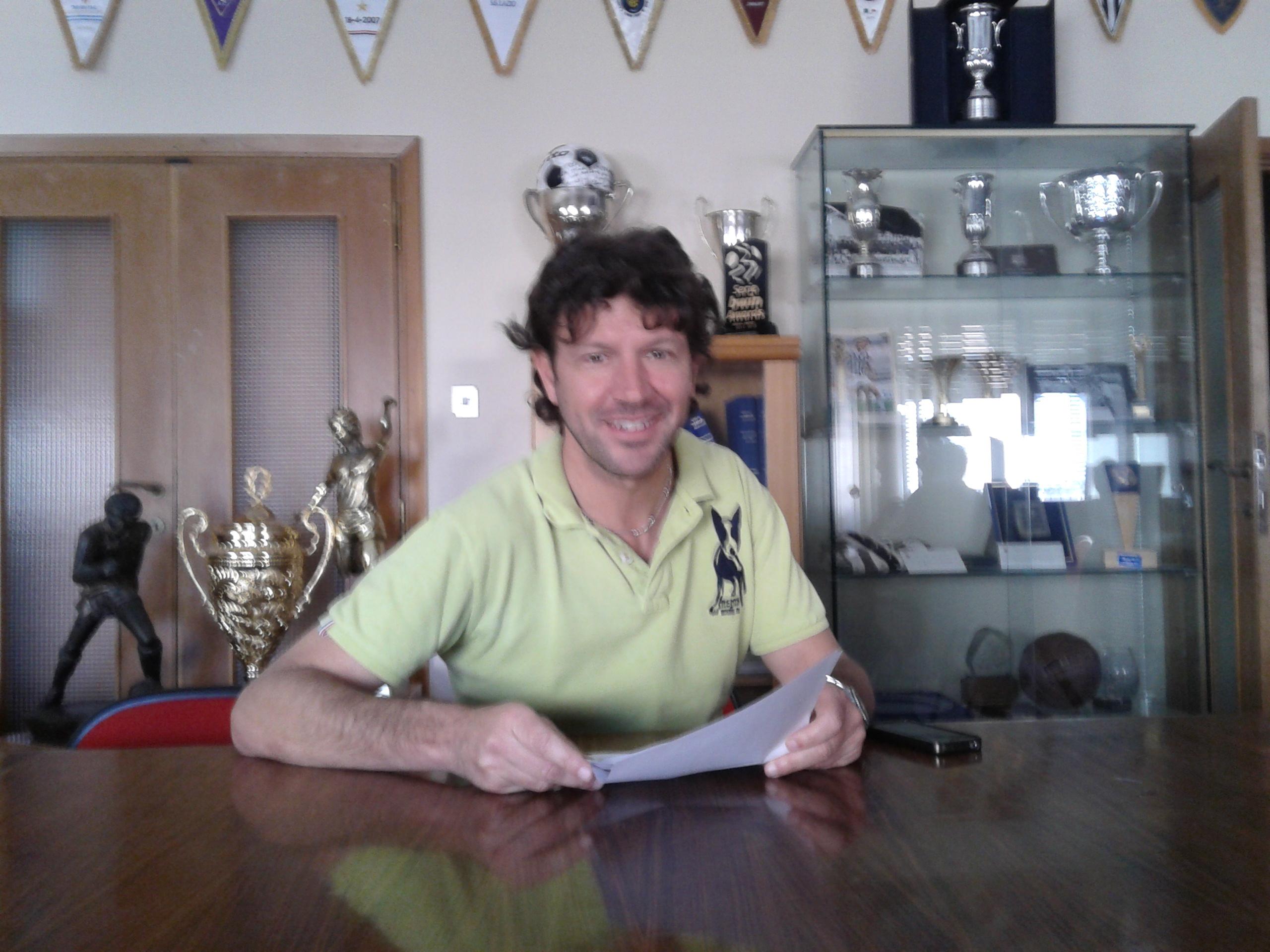 Paolo De Matteis, all'Ascoli dal 2005