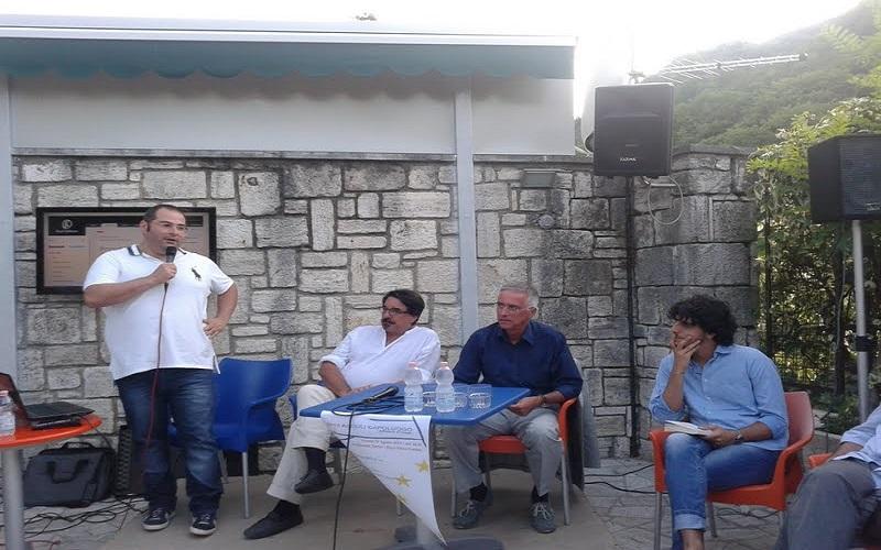 Benedetto Pizioli, Elido Fazi, Antonio Canzian, Valerio Cappelli