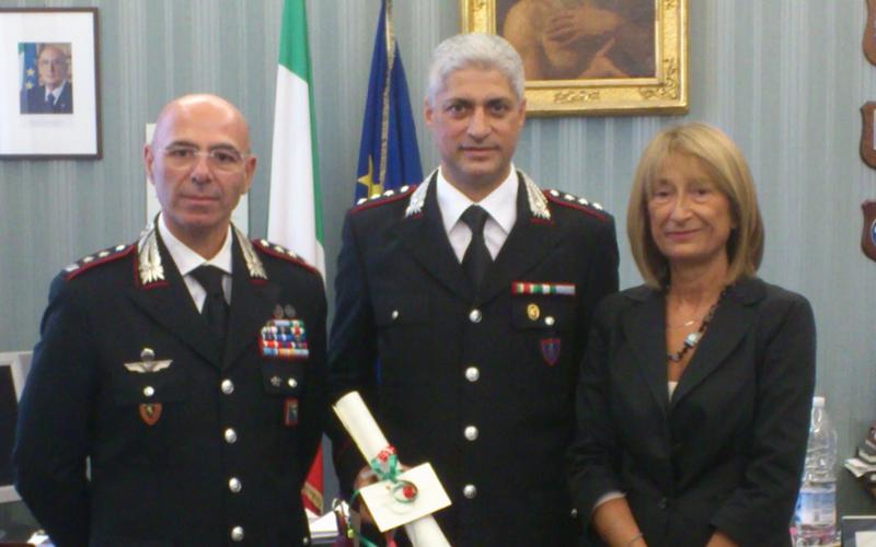 Vaccarini premiato