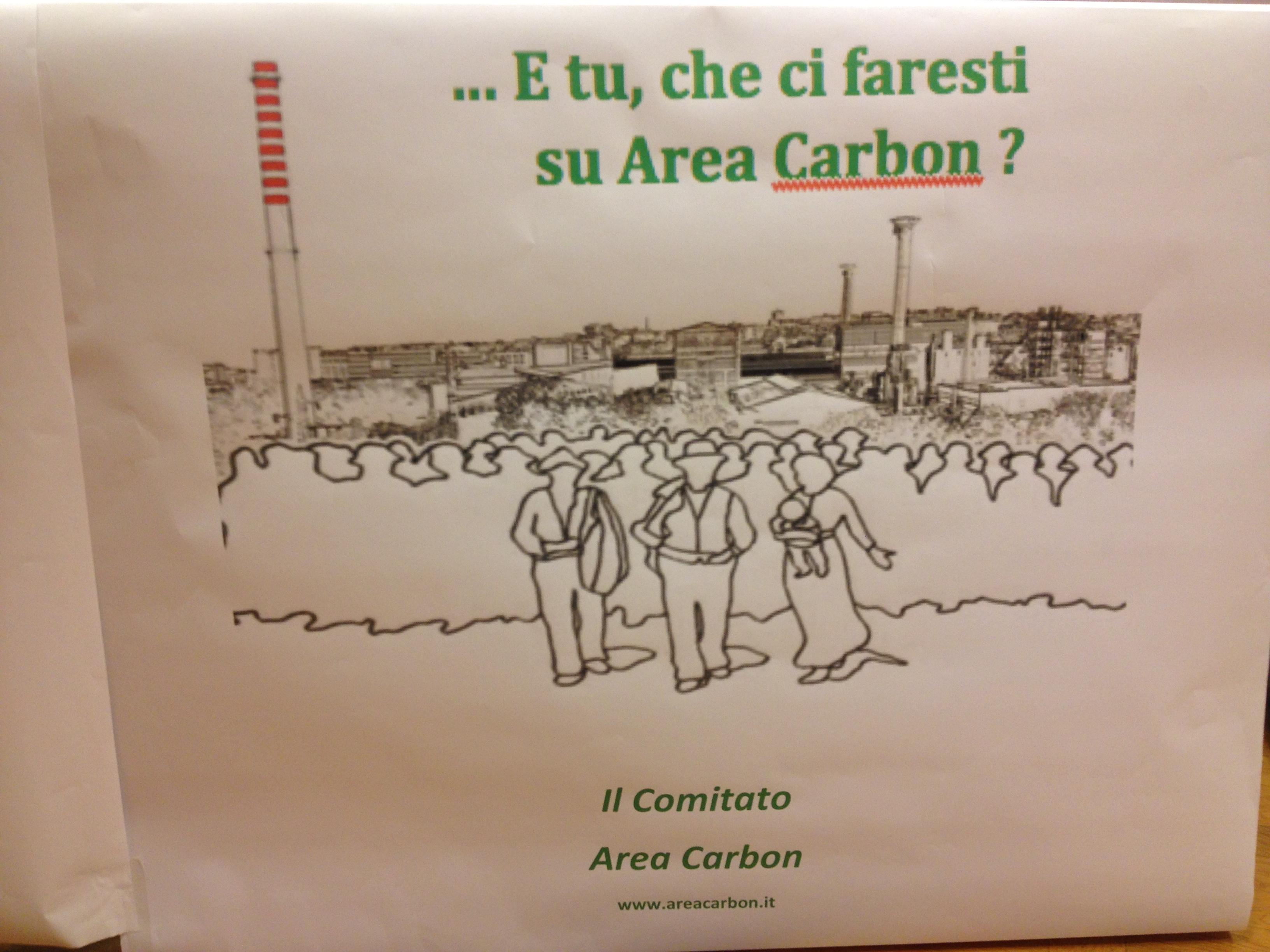 il manifesto comitato area carbon