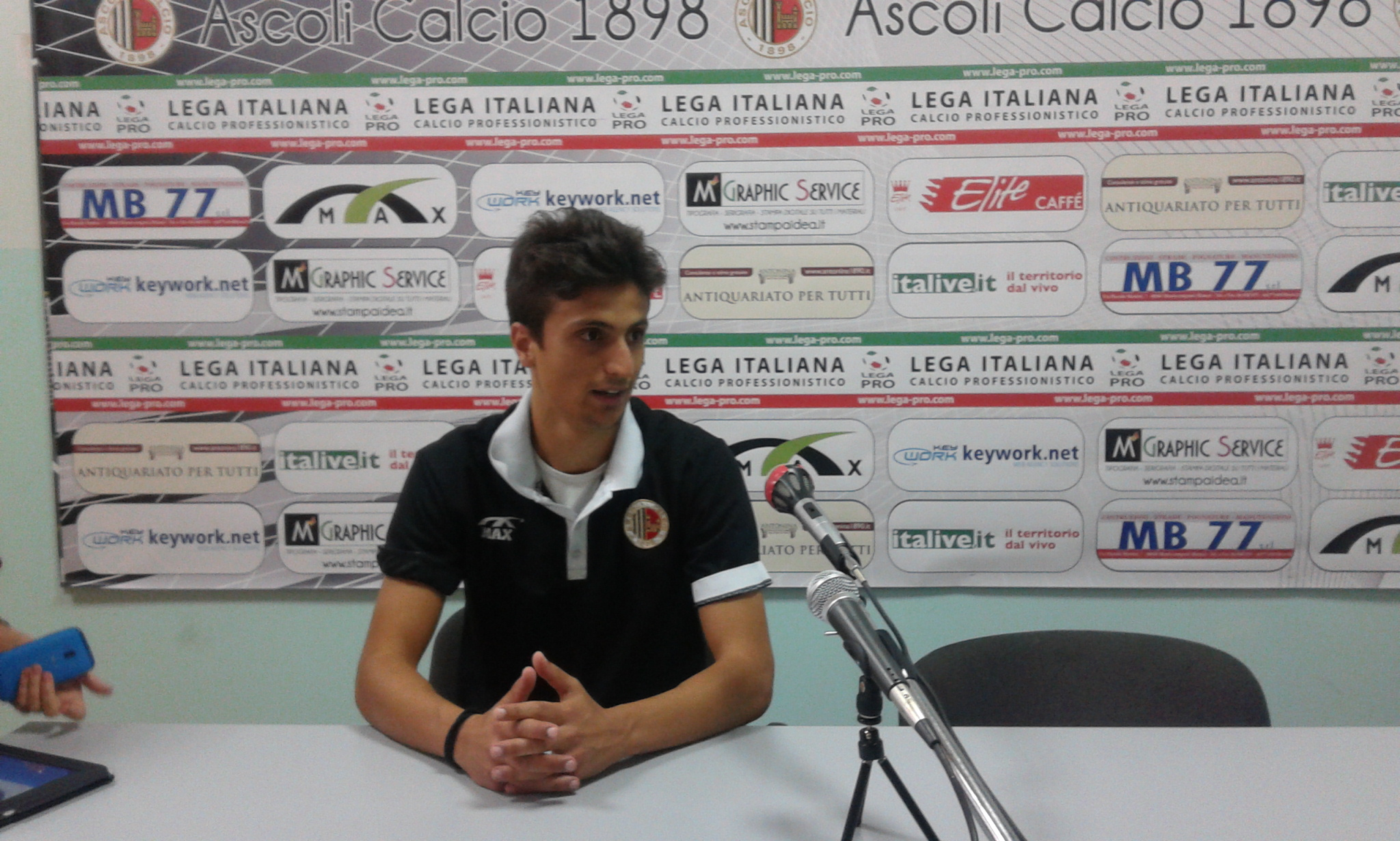 Matteo Gandelli, classe '92