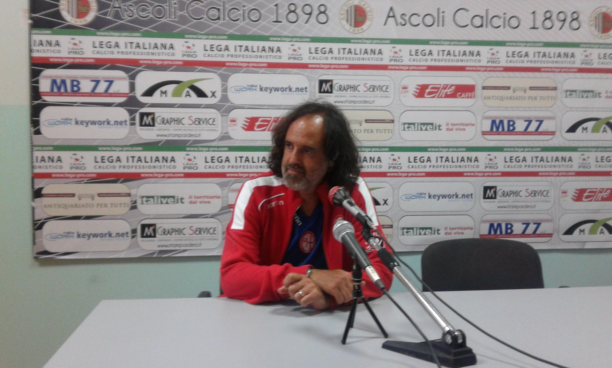 Marco Osio, tecnico del Rimini
