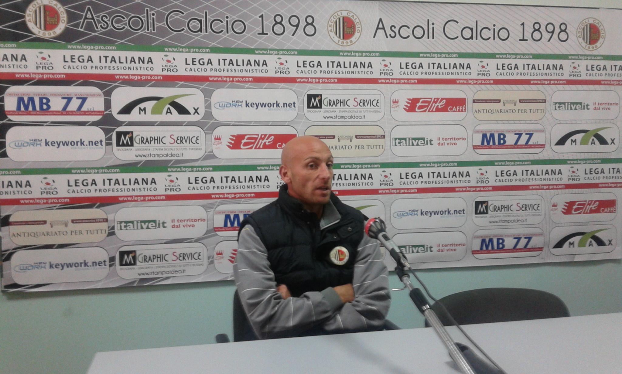 Il capitano Manolo Pestrin