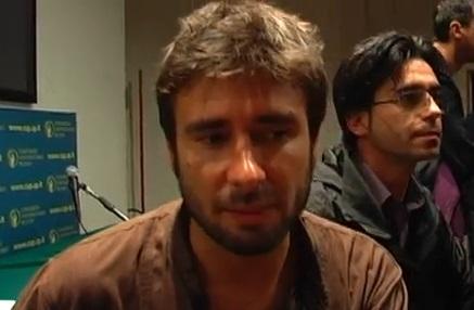 Alessandro Di Battista alla Sala Docens