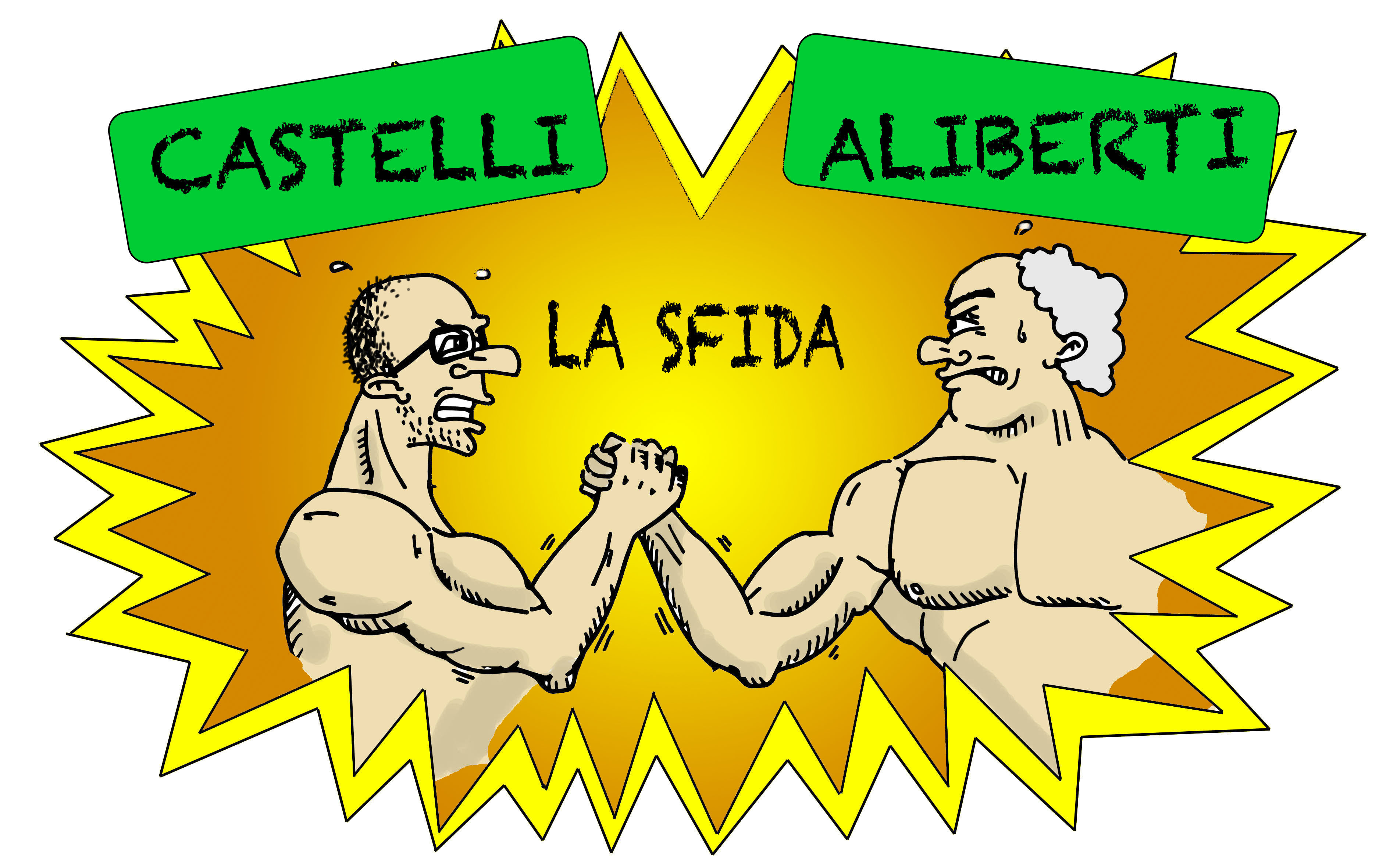 Castelli vs. Aliberti