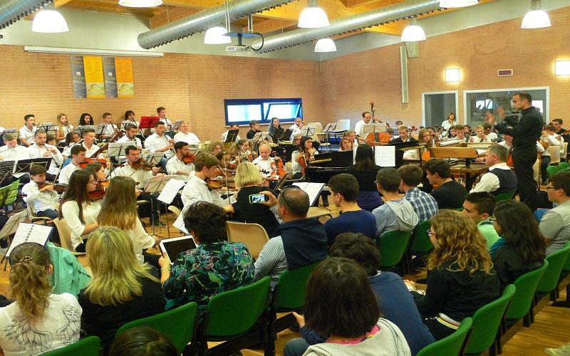 Concerto alla Casa della Gioventù