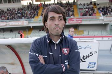 Gianluca Grassadonia qui allenatore della Paganese