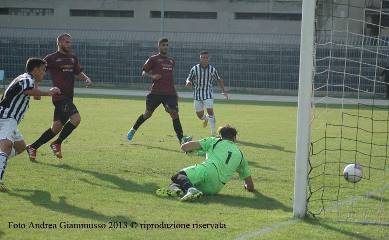 Gol di Tripoli alla Salernitana