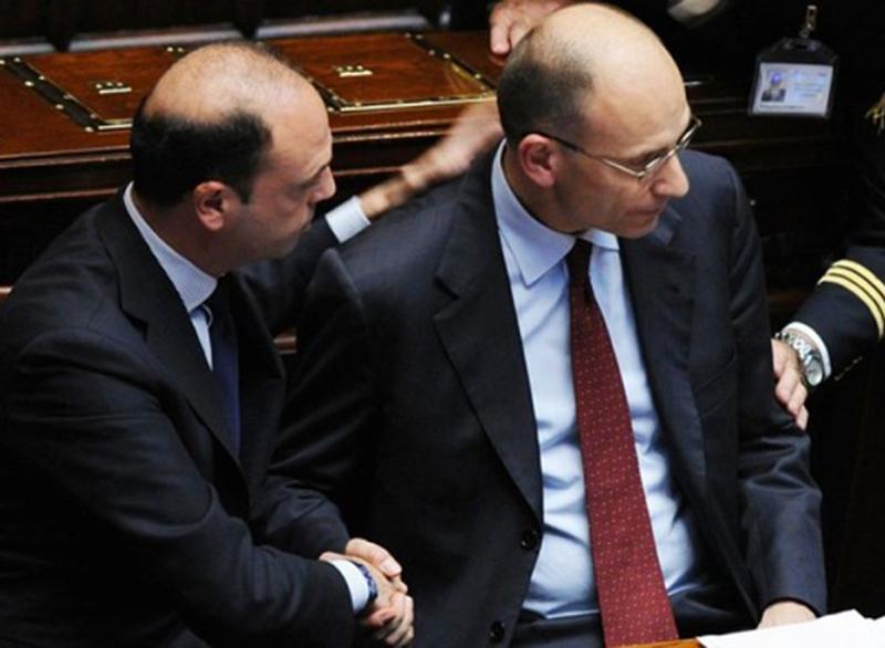 Alfano e Letta (da spettatorimaipiu.it)
