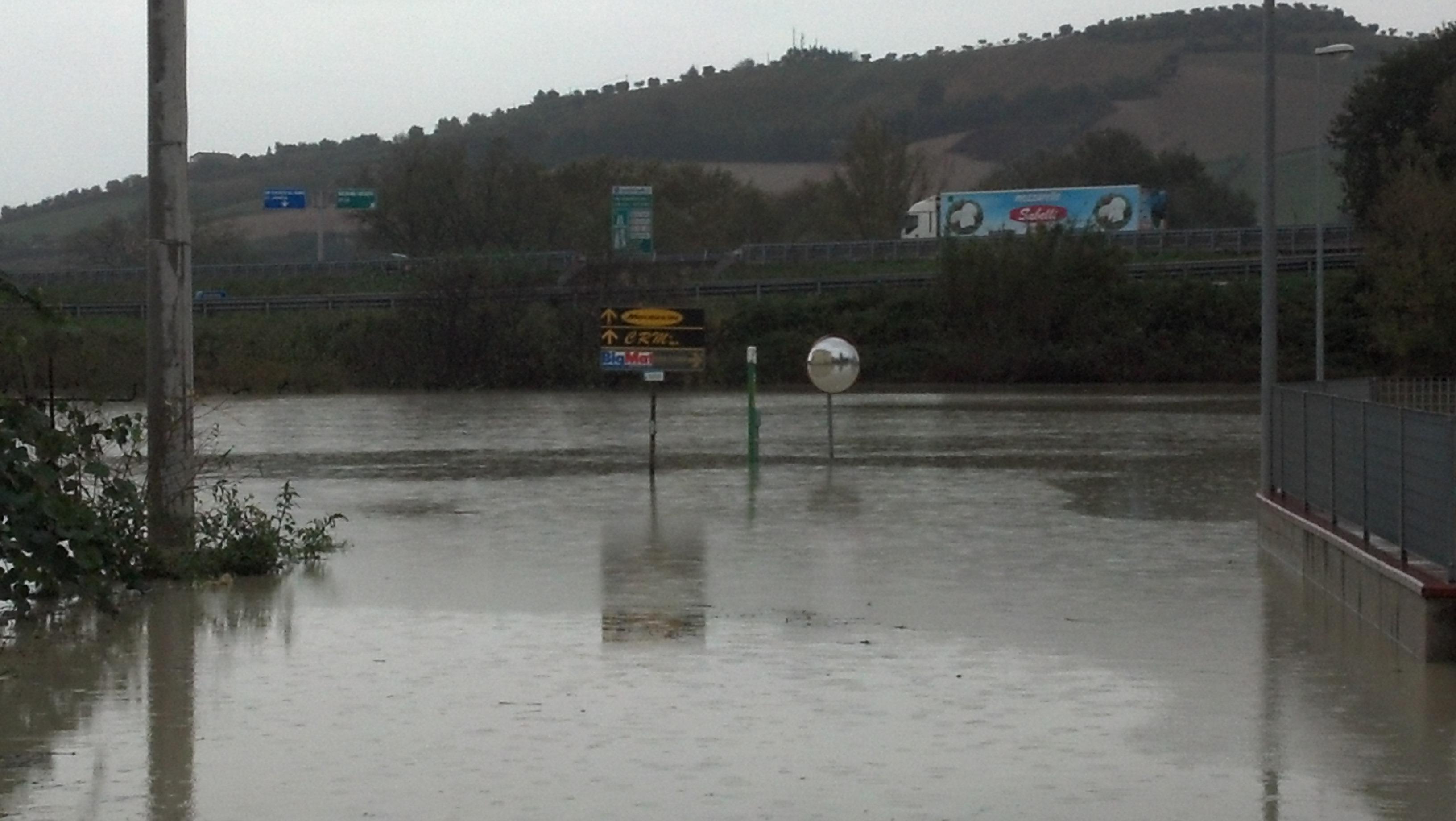 Piceno Oggi » In arrivo nuove precipitazioni: Protezione Civile in ...