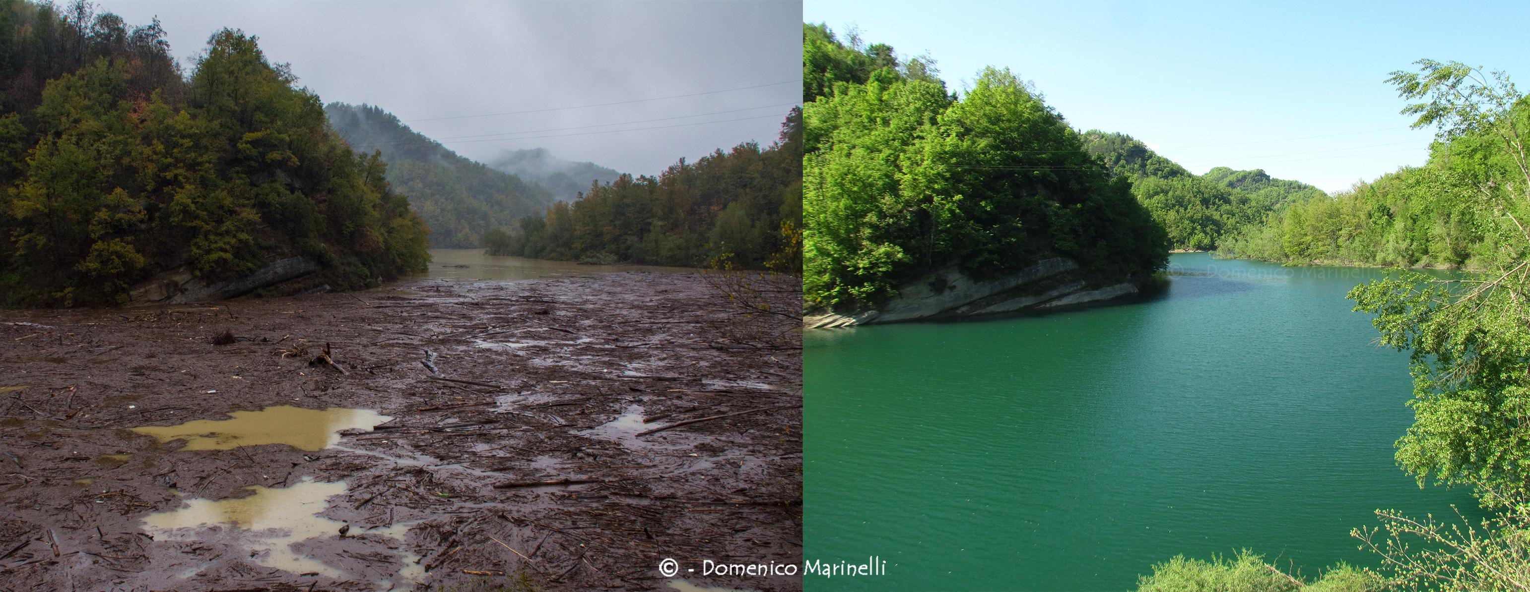 Diga Valle Castellana (TE) foto Domenico Marinelli