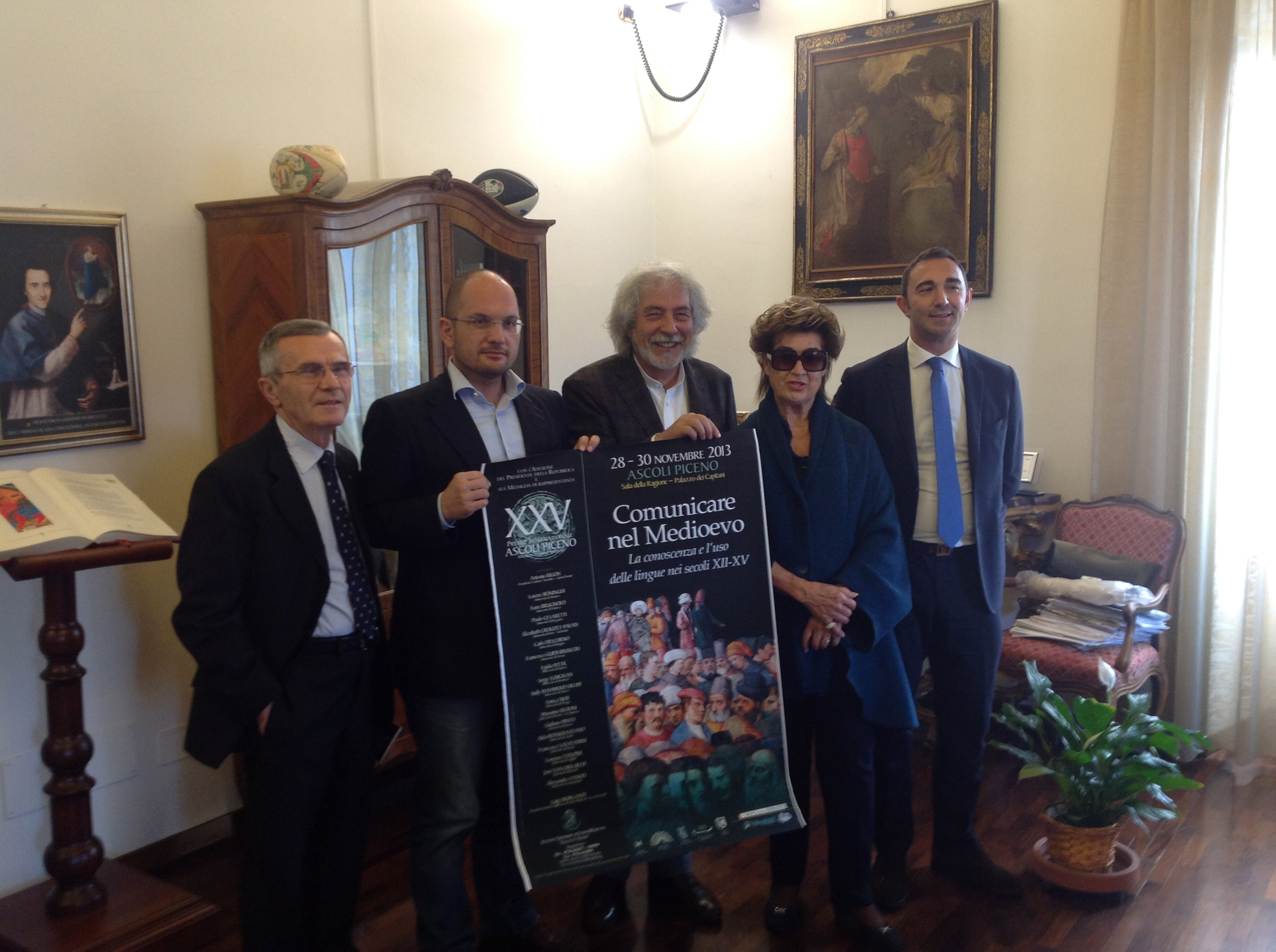 Presentazione Premio Internazionale Ascoli Piceno