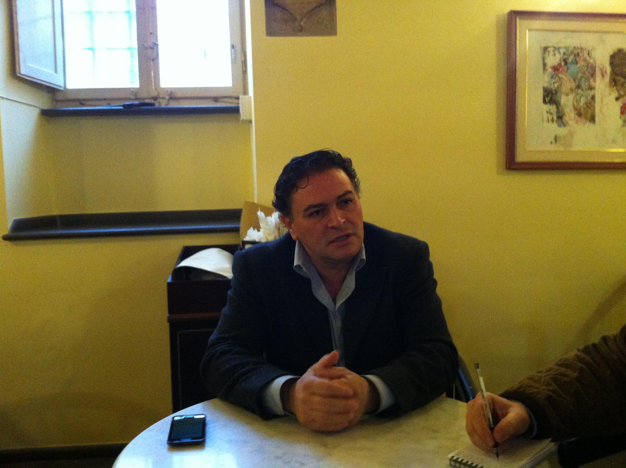 Claudio Travanti
