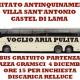 Il comitato anti-inquinamento Villa Sant'Antonio-Castel di Lama organizza un pullman per l'inchiesta pubblica della discarica di Relluce