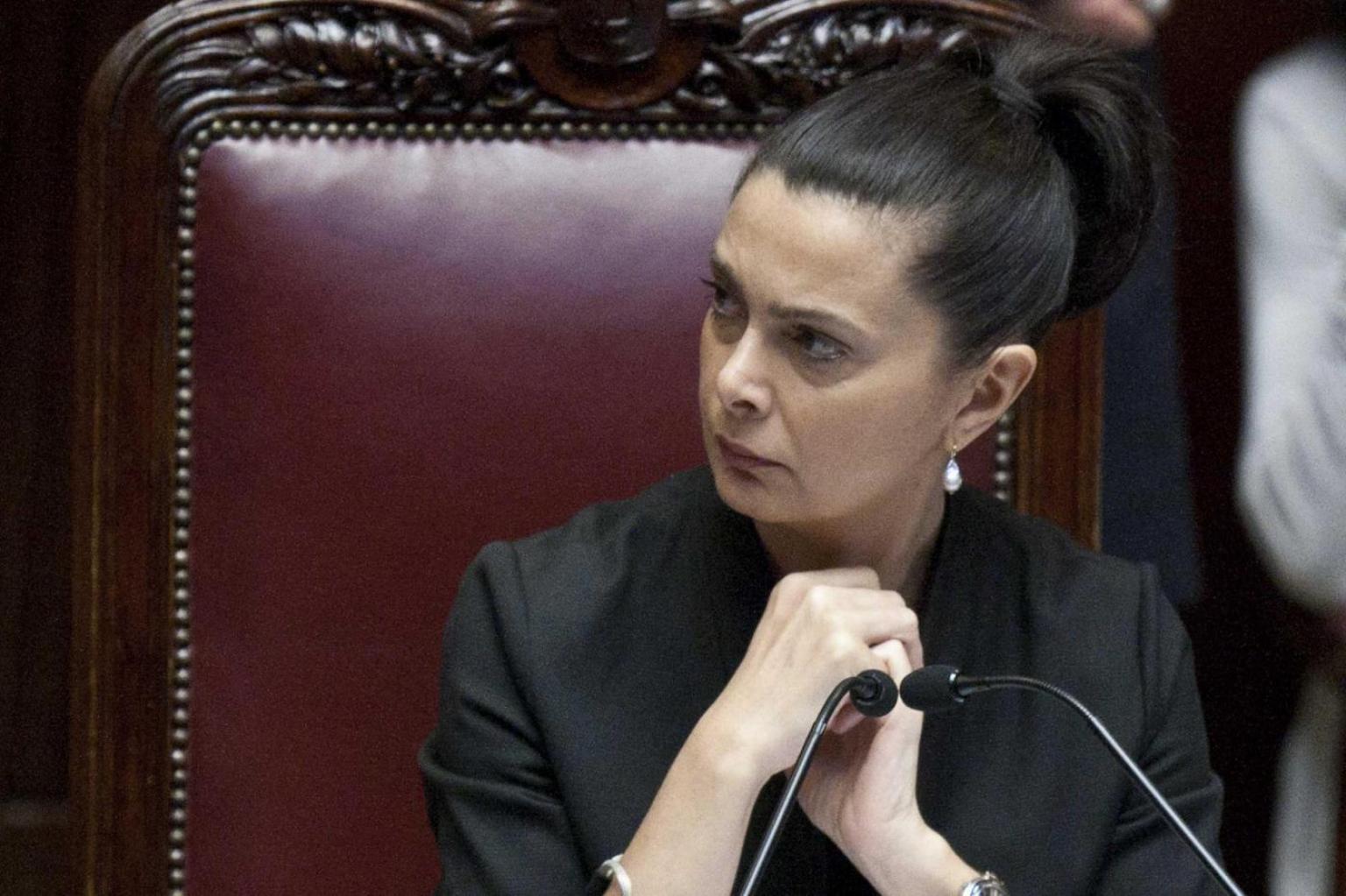 Oggi ad ascoli il presidente della camera laura boldrini for Presidente della camera attuale