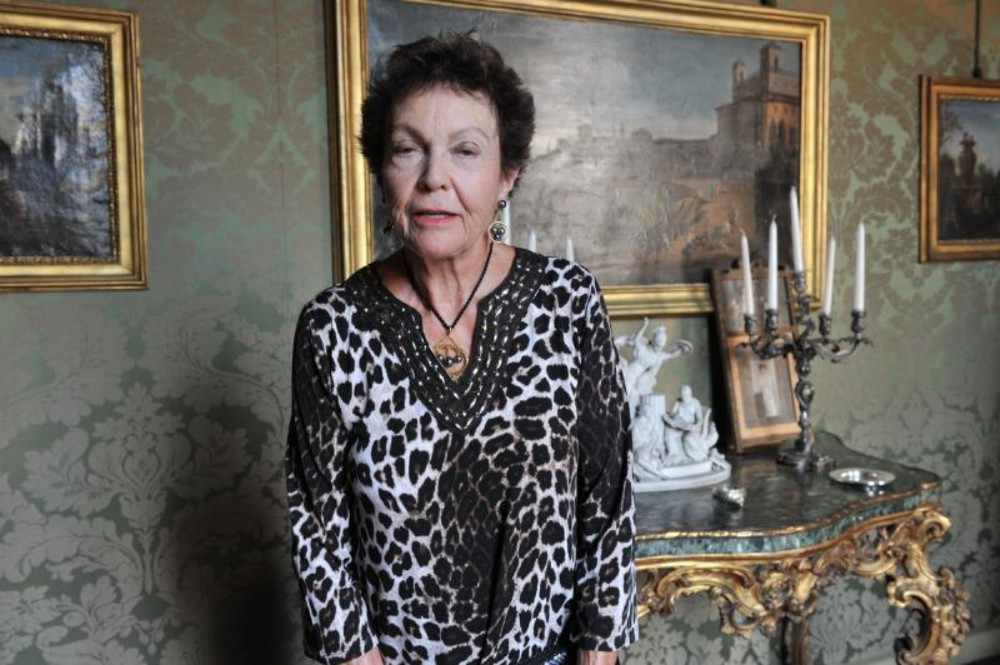 Biografia reale al borgo storico seghetti panichi for Principessa romana