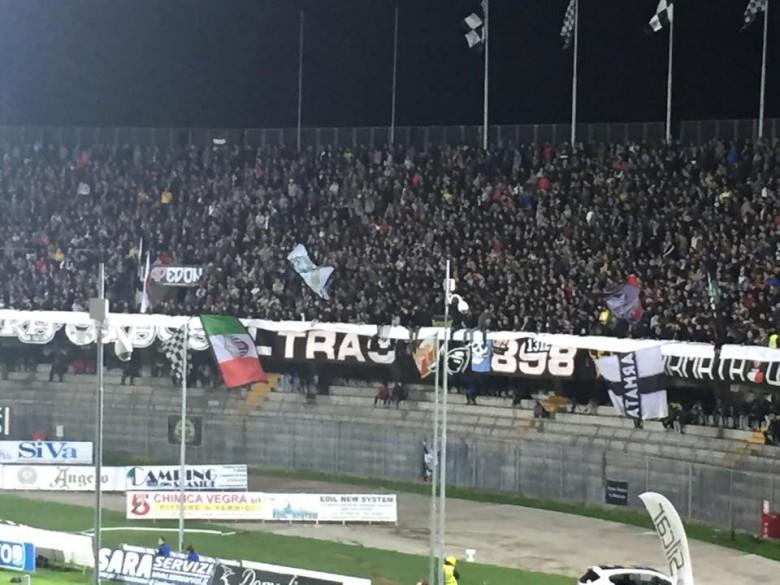 Ascoli Pescara Curva Sud