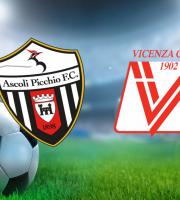 live dle match Ascoli-Vicenza serie B 2016/17 picenooggi.it