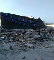 I danni causati dal sisma